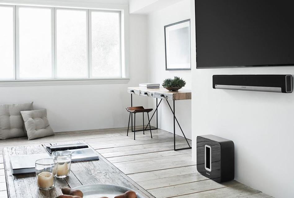 SONOS – Wireless HiFi im ganzen Haus