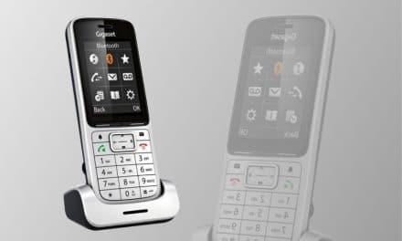 Review: Gigaset SL450HX – DECT-Schnurlostelefon mit edlem Design