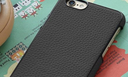 Review: Just Mobile Quattro Back – Schlankes Leder-Case für das iPhone 6/6s & 6 Plus/6s Plus