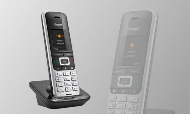 Review: Gigaset S850HX – Preiswertes DECT-Schnurlostelefon mit Farbdisplay