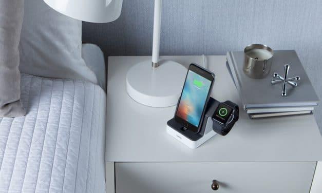 Review: Belkin PowerHouse – Modernes Dock für das iPhone und die Apple Watch