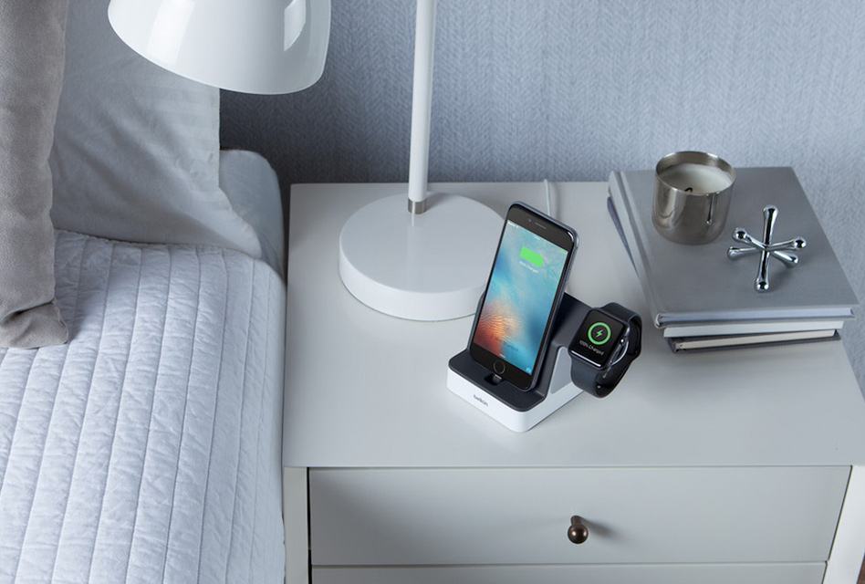 Review: Belkin PowerHouse – Modernes Dock für das iPhone und die Apple Watch