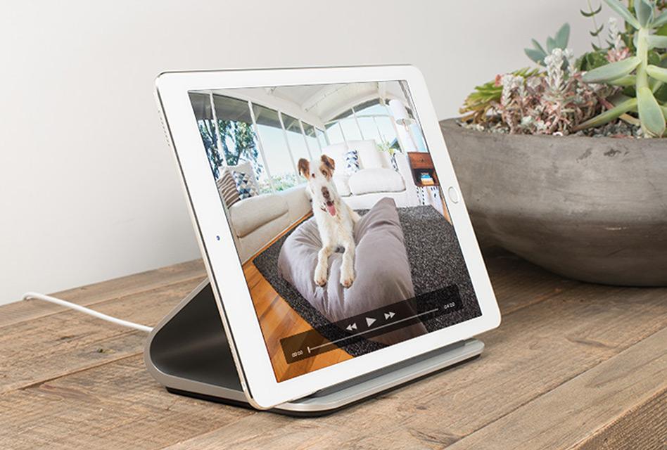 Review: Logi BASE – Hochwertiges Ladedock mit Smart Connector für das iPad Pro