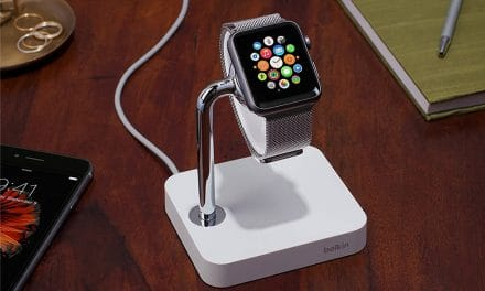 Review: Belkin Watch Valet – Praktische Ladestation für die Apple Watch mit edlem Design