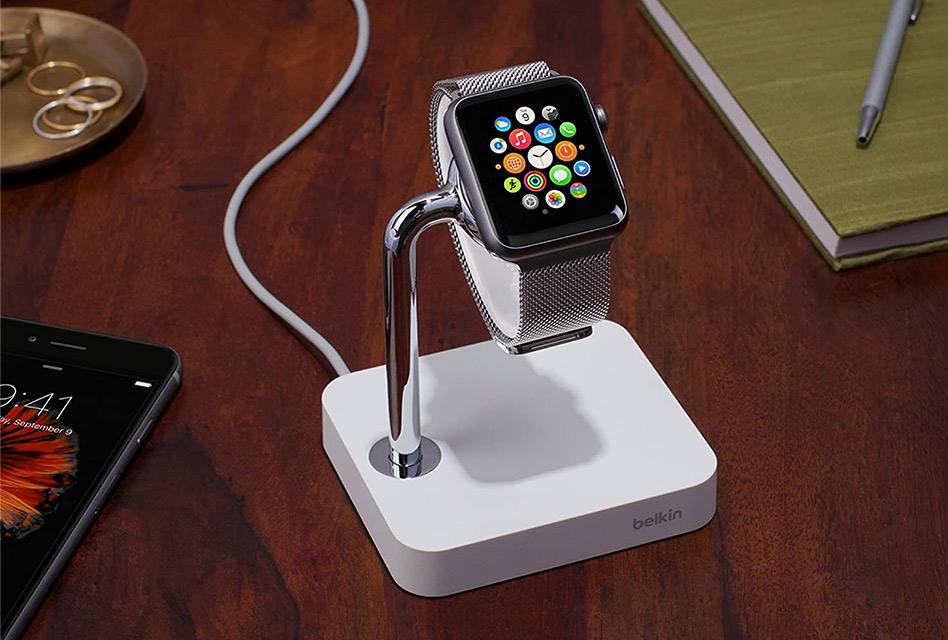 Review: Belkin Watch Valet – Praktische Ladestation für die Apple Watch mit edlem Design