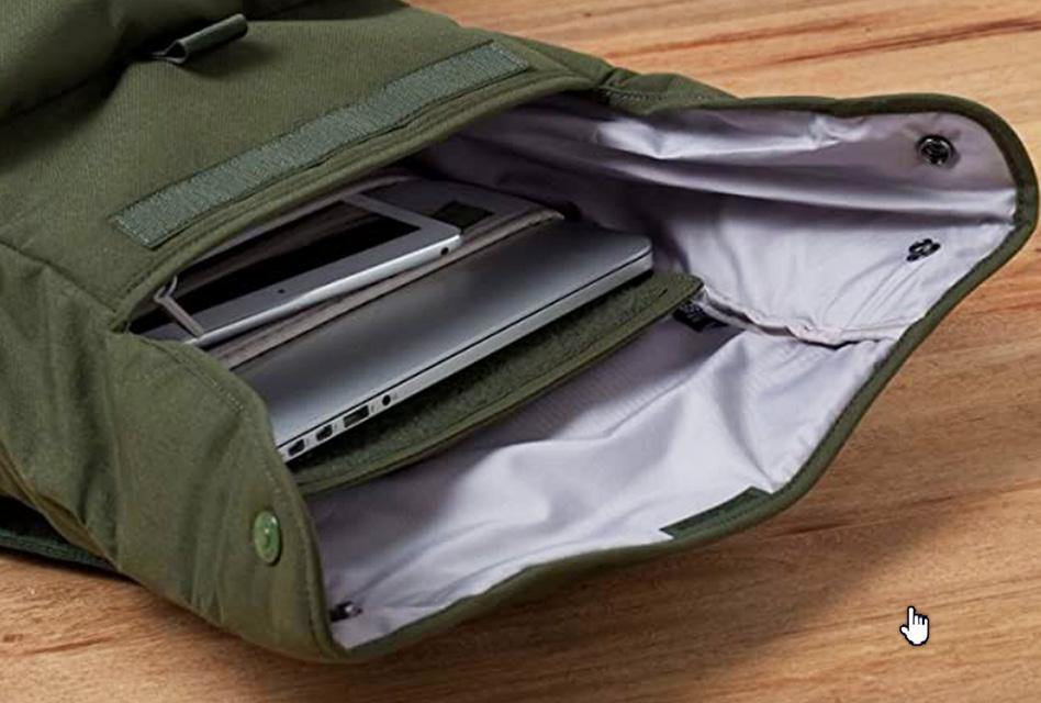 Review: Bluelounge Backpack – Praktischer Rucksack aus PET-Flaschen mit MacBook/iPad-Fach