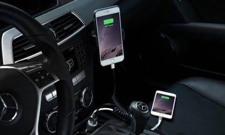 Review: Just Mobile Xtand Go Z1 – Flexible Kfz-Halterung für Smartphones