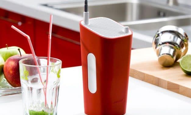 Review: Sonoro GoLondon – Kompaktes Digitalradio (DAB+) & Lautsprecher für die Küche oder unterwegs