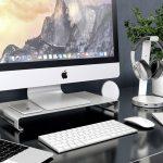 Review: Satechi Monitor Stand aus Aluminium für iMac, MacBook und weitere Geräte