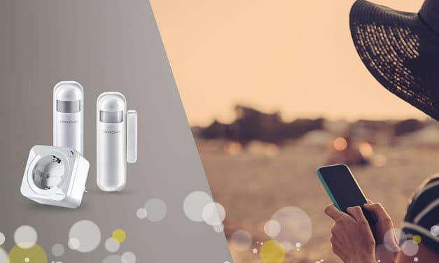 Review: EWE Smart Living – Smart Home-Zentrale für Heizung, Fenster, Kameras und mehr