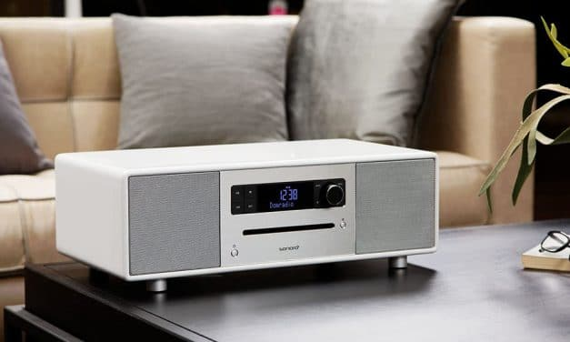 Review: sonoroSTEREO – Moderne Stereomusikanlage inklusive Radio & Bluetooth