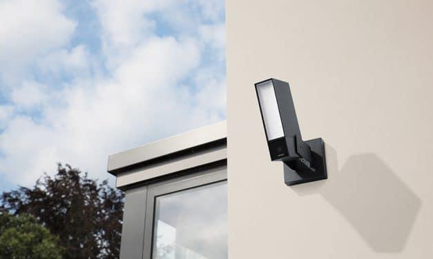 Review: Netatmo Presence – Outdoor-Sicherheitskamera mit Flutlicht & intelligenter Erkennung
