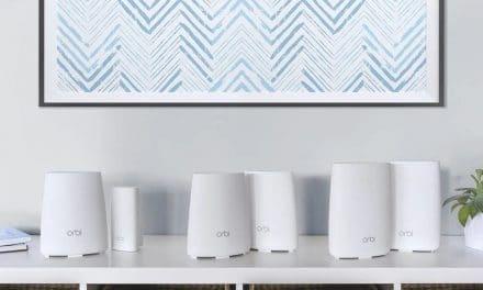 Review: Netgear Orbi Router & Satellite – Schnelles WLAN-System mit hoher Reichweite