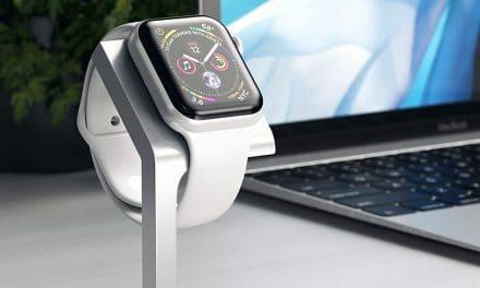 Review: Preiswerter Apple Watch Stand aus Aluminium von Satechi