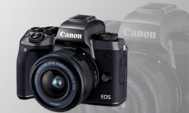 Review: Canon EOS M5 – Ernsthafte DSLM von Canon mit bewährter Technik
