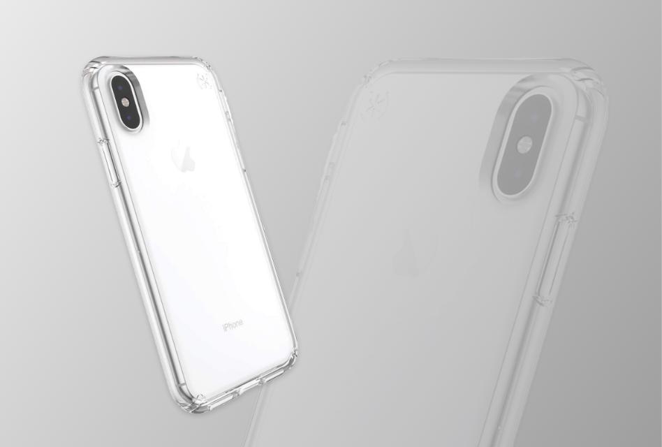 Review: Speck Presidio Clear – Robustes Case für das iPhone X mit Mehrschichtaufbau