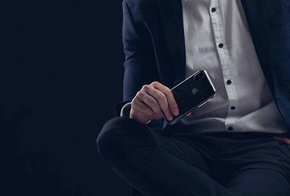 Review: Moshi Vitros – Transparentes Case für das iPhone X mit militärischem Sturzschutz