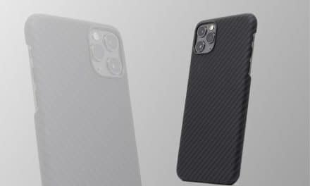 Review: Bluestein Carbon X – Dünnes iPhone X/XS Case aus Aramid-Karbon-Kevlar