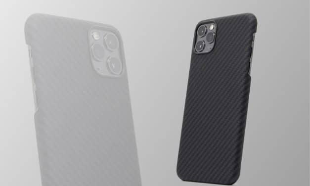 Review: Bluestein Carbon X – Dünnes iPhone X/XS Case aus Aramid-Karbon-Kevlar
