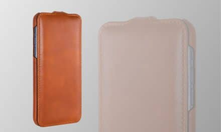 Review: StilGut Ultraslim – iPhone X/XS Klapp-Case aus Leder mit zeitlosem Design
