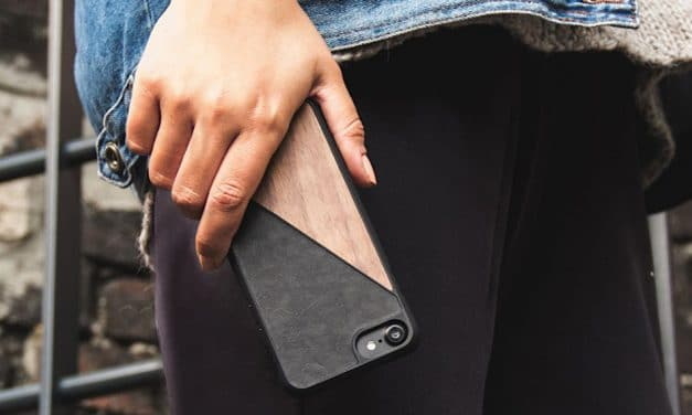 Review: Woodcessories EcoSplit – Elegantes iPhone X/XS-Case aus Holz & Leder