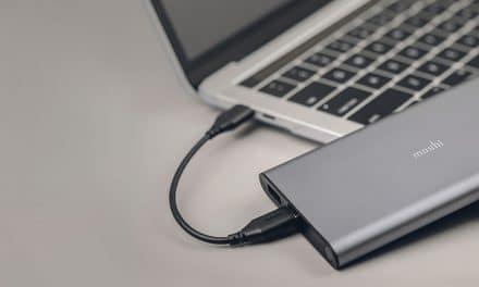 Wir suchen Tester – für den tragbaren Moshi IonSlim 10K USB-C Akku