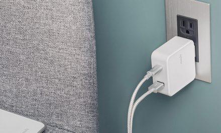 Wir suchen Tester – für das Moshi ProGeo USB-C Steckernetzteil