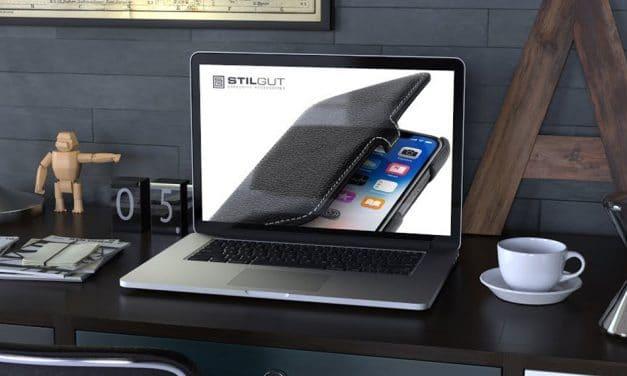 Gadgets-Unboxing – StilGut Book Type mit Clip – Leder-Case für das iPhone X/XS