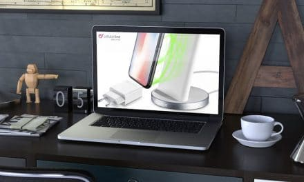 Gadgets-Unboxing – Cellularline Wireless Fast Charger Stand-Kit – für das iPhone
