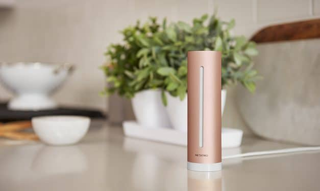 Review: Netatmo Healthy Home Coach: Moderne Raumklimaüberwachung mit HomeKit-Support