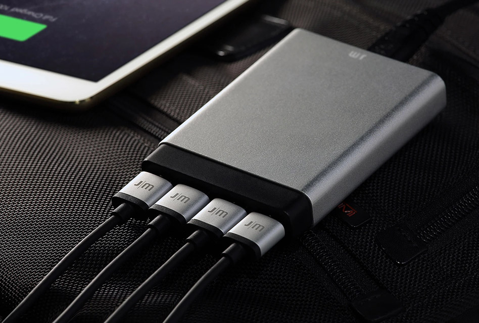Review: Just Mobile AluCharge – Kompaktes Multi-Port USB-Ladegerät mit edlem Design