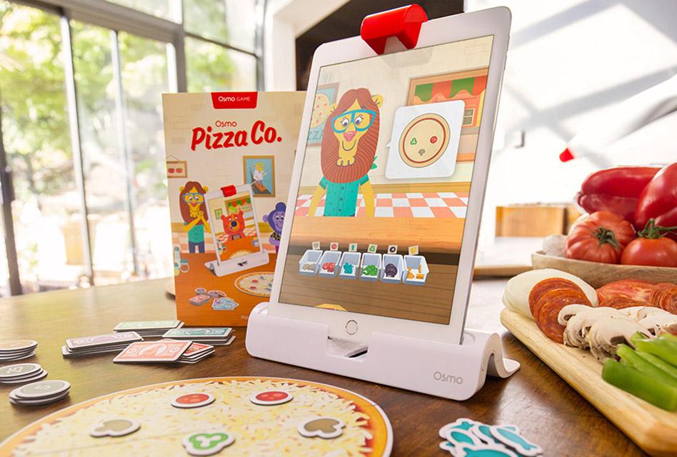 Review: Osmo Pizza – Eigene Pizzeria, viel Wissen & jede Menge Lernspaß