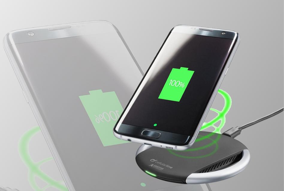 Review: Cellularline Wireless Fast Charger – Kleines Qi-Ladegerät mit Schnellladung