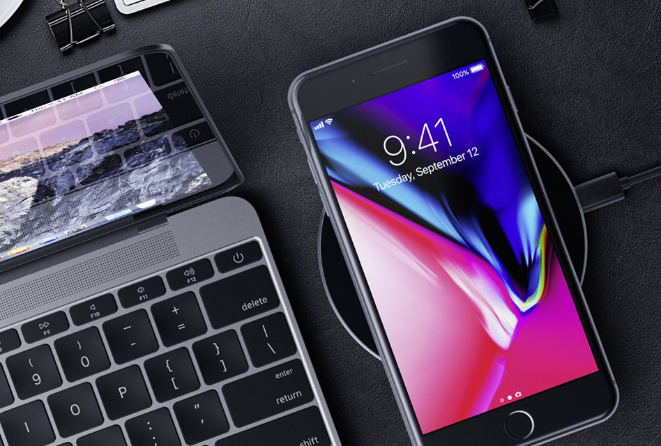 Review: Satechi Wireless Charger – Stylishes Qi-Ladepad aus Aluminium für das iPhone X