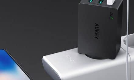 Aukey USB-Ladegerät mit 3 Ports & AiPower-Technologie im Angebot