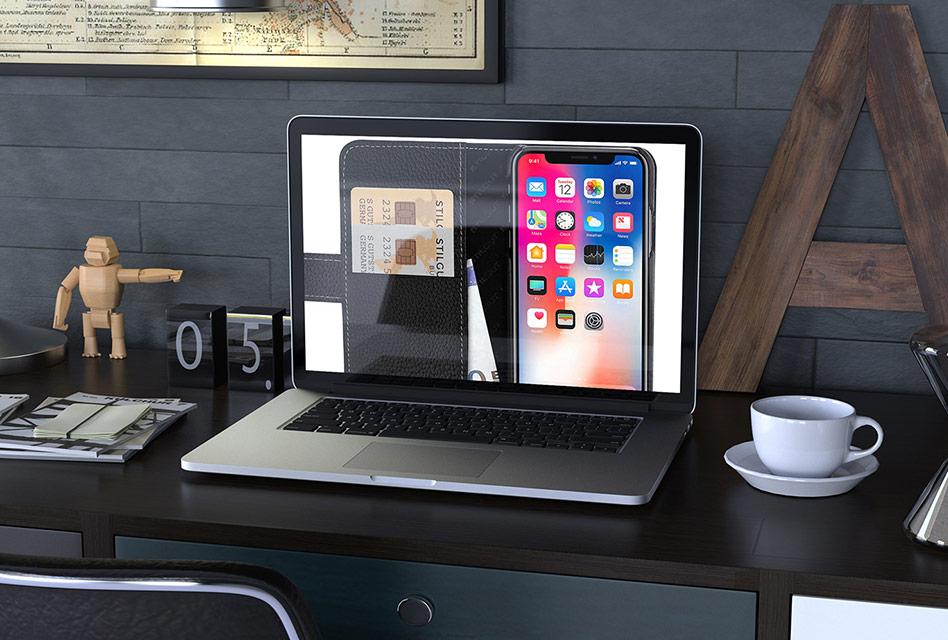 Gadgets-Unboxing – StilGut Talis mit Kartenfach – iPhone X/XS Case