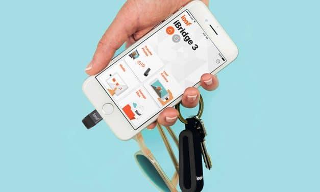 Review: Leef iBridge 3 – Schneller Lightning-Speicherstick für das iPhone und iPad