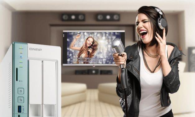 Review: QNAP TS-251A-4G – Leistungsstarkes NAS für den modernen Multimedia-Haushalt