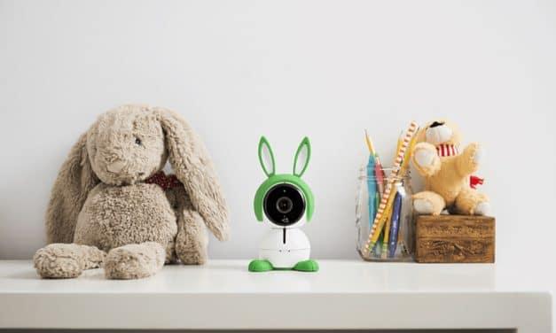 Review: Netgear Arlo Baby – Moderne Full-HD-Sicherheitskamera mit Musik-Player, Nachtlicht, Luftsensoren und mehr