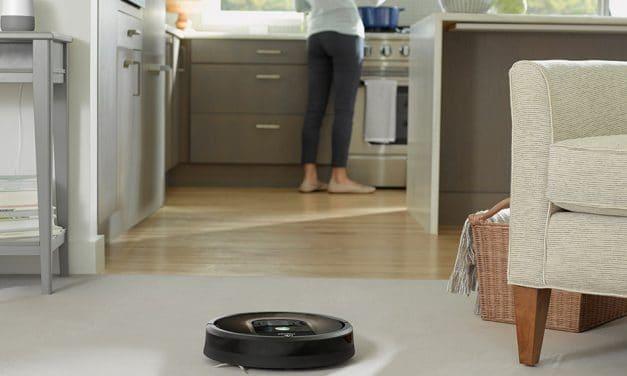 Review: iRobot Roomba 980 – Intelligenter Staubsaugerroboter mit iAdapt 2.0 Navigation & Smartphone-Steuerung