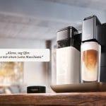 Review: Qbo You-Rista & Milk Master – Design-Kapselmaschine mit Wunschkaffee-App & Alexa