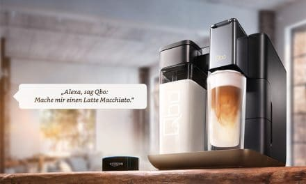 Review: Qbo You-Rista & Milk Master – Design-Kapselmaschine mit Wunschkaffee-App & Alexa
