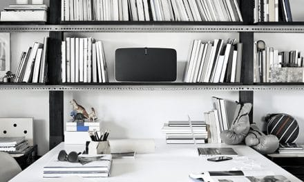 Review: SONOS PLAY:5 – Perfekter Multiroom-Sound mit Touch-Steuerung