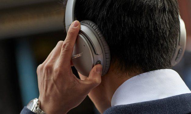 Zum Online-Bestpreis: Bose Quietcomfort 35 II Kopfhörer & Apple Angebote
