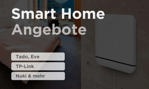 Smart Home Angebote: Tado Klimaanlagen-Steuerung V3+ & weitere Gadgets im Preis gesenkt
