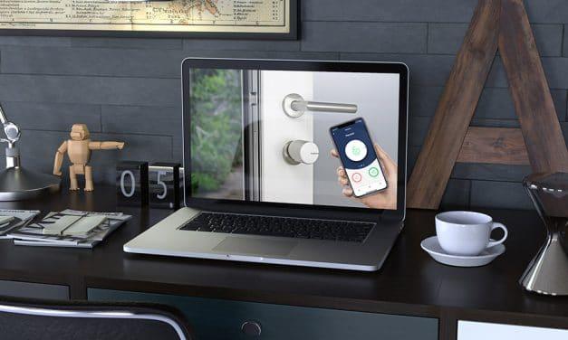 Gadgets-Unboxing: Tedee Lock Set – Smartes Türschloss mit Bridge & Zylinder