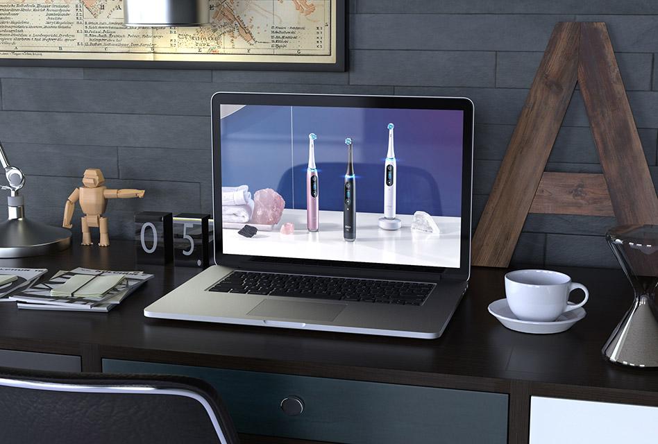 Gadgets-Unboxing: Elektrische Zahnbürste Oral-B iO 9