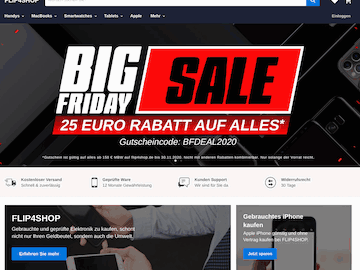 10 Euro Rabatt bei Flip4Sale